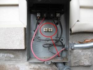 AC Condenser Disconnect | AC Disconnect Grounding  CheckThisHouse