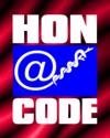 HON code logo certification orthodontie Sherbrooke