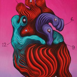 Espiritu by Alex Rubio from Cheech Marin's latin art collection
