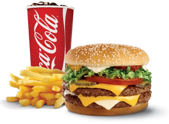 Image result for burger and coke
