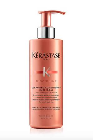 Discipline Cleansing Conditioner Curl Ideal For Curly Hair by Kerastase