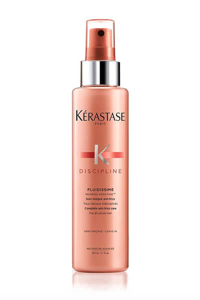 Discipline Spray Fluidissime Anti Frizz Spray For Fine Hair by Kerastase