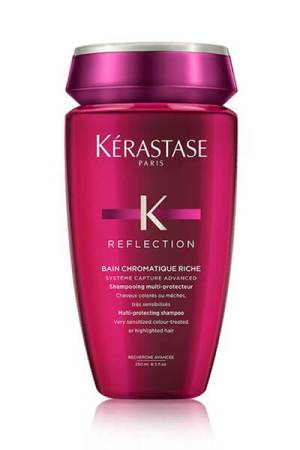 Reflection Bain Chromatique Riche Shampoo For Color Treated Hair by Kerastase