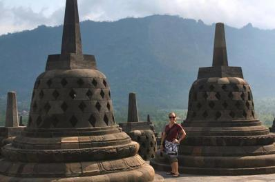 Borobudur Temple, Yogyakarta, Indonesia