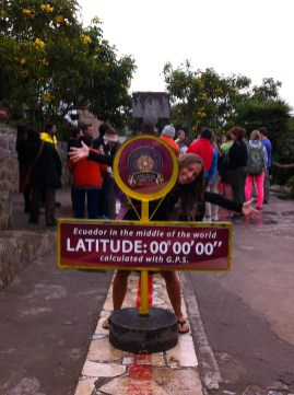 The Equator, Ecuador