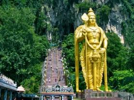 Batu Caves Kuala Lumpur, Malaysia