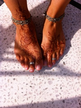 India Toes