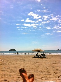 Beach. Manuel Antonio, Costa Rica