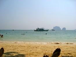 Beach. Ao Nang, Thailand