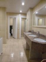 Hostel Communal Bathroom, Istanbul, Turkey