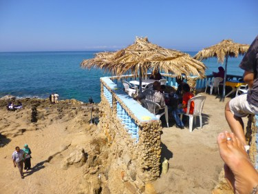 Somewhere outside of Tangier, Morocco
