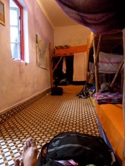 Hostel. Essaouira, Morocco