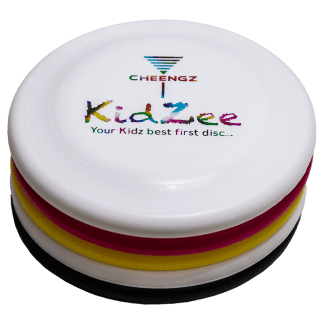Flying Discs for kids, Kidzee, CHEENGZ KIDZ, kids frisbee Childrens Fribee, Childrens Disc