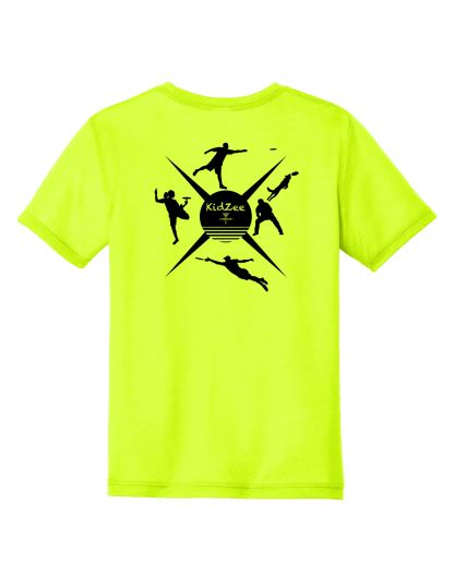 Disc Golf Shirt for Kids, Disc Golf Apparel, KidZee Tee Shirt, KidZee T, Just Disc It Tee Shirt, Children's Disc Golf Shirt, Girls Disc Golf Shirt, Boys Disc Golf Shirt