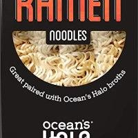 Plain Ramen Noodles