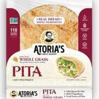 Whole Grain Pita Bread