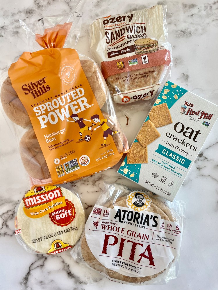 Whole grain products
