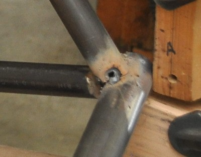 Finished The Bede BD 4C Rear Seat Frame Cheerful Curmudgeon