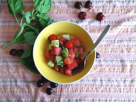 Watermelon Salad2
