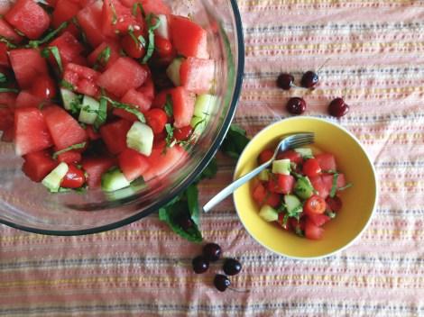 Watermelon Salad3