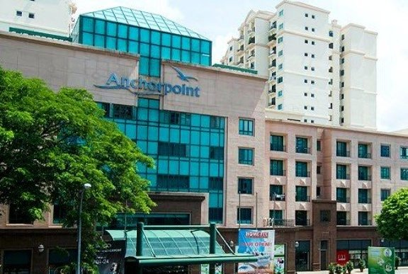 Anchorpoint Shopping Center shopping in singapore