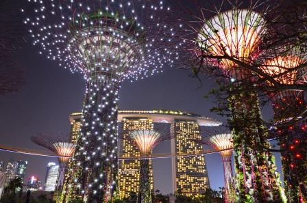 Gardens By The Bay - Places to visit in singapore