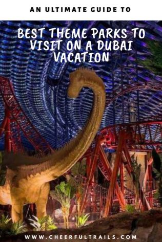 Check out the top five theme parks of Dubai that have created more interest and excitement in holidaymakers to choose Dubai as their holiday destination.