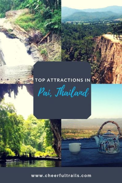 Top Attractions and Best Things To Do In Pai, Thailand