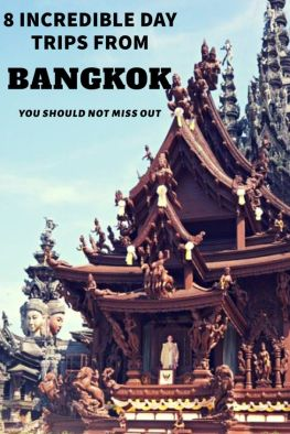 With so many things to do and places to visit within Bangkok, there is no shortage of unique, fun and adventurous getaways from it. So, lets check out the best day trips from Bangkok you should not be missing out on!