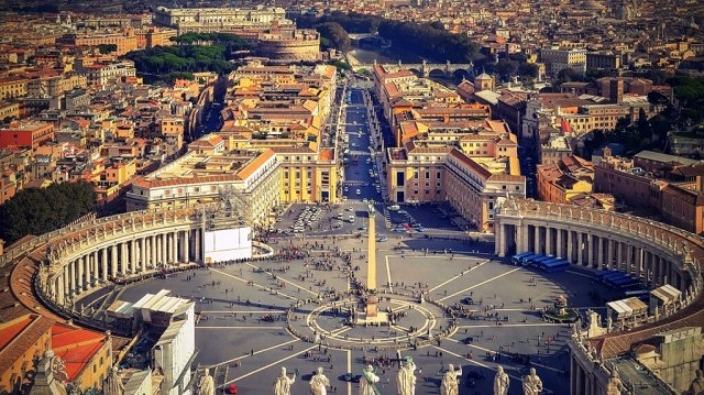 Rome - cities to visit in italy