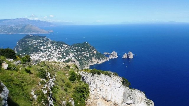 Capri - Beautiful Cities in Italy