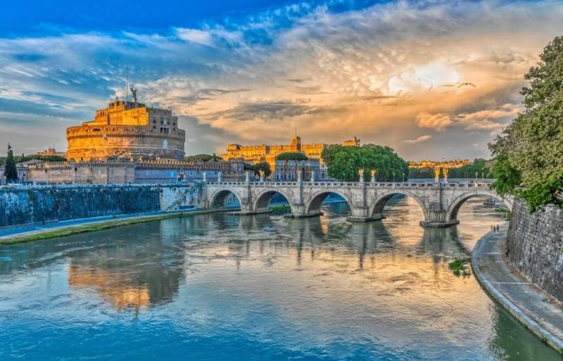 Rome - Places to visit in Europe in Summer
