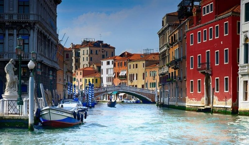 Venice Beautiful Cities To Visit In Italy
