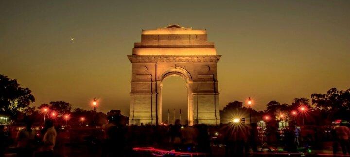 Golden Triangle, Delhi