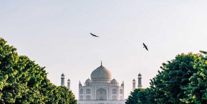 GOLDEN TRIANGLE Taj Mahal Agra