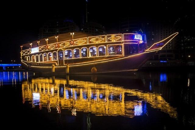 Dhow Cruise in Marina