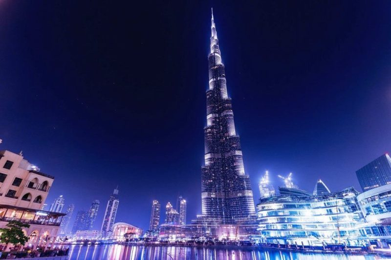 Burj Khalifa - Dubai Itinerary