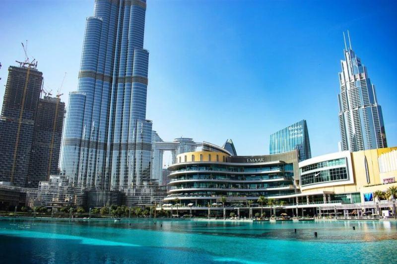 Dubai Mall - Dubai Itinerary