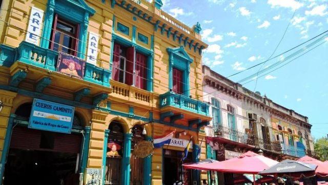 La Boca - Buenos Aires Itinerary