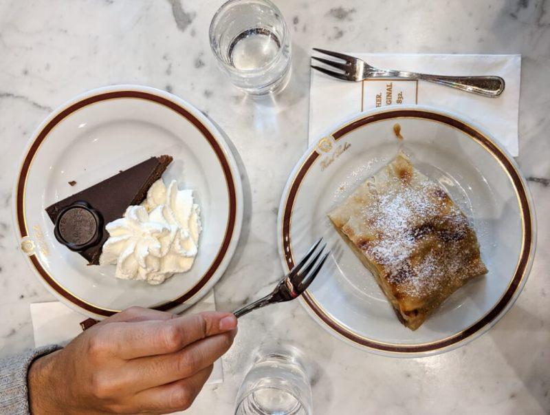 Sachertorte - most delicious desserts