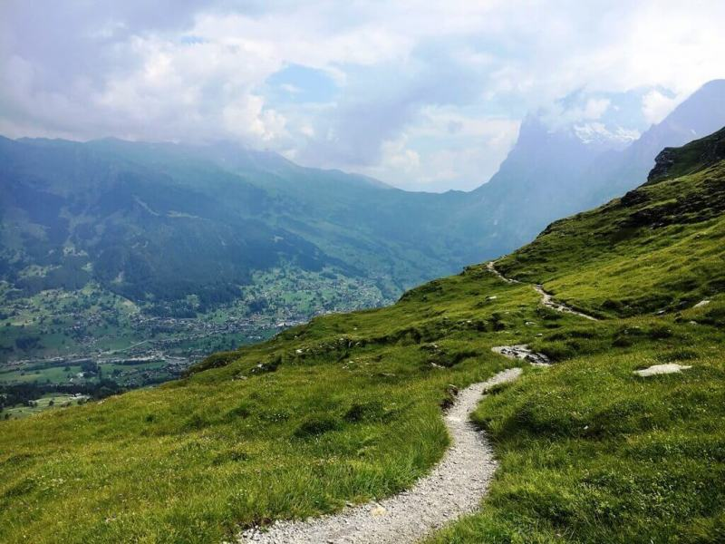 Eiger Trail Hike - Things To Do In Switzerland