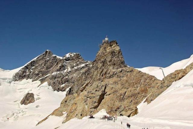 Jungfraujoch - Things To Do In Switzerland