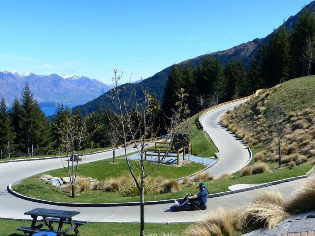 Luge Ride - Things To Do In Queenstown