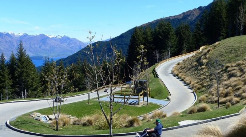Luge Ride - Best Things To Do In Queenstown