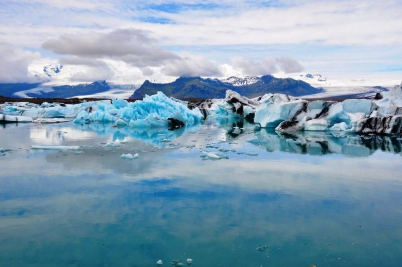 Jokulsarlon Glacier Lagoon - Iceland Honeymoon