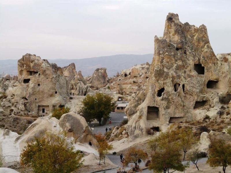 Goreme Open Air Museum - Cappadocia Itinerary