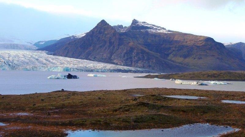 Vatnajokull Glaciers, Hornafjordur - Iceland Honeymoon