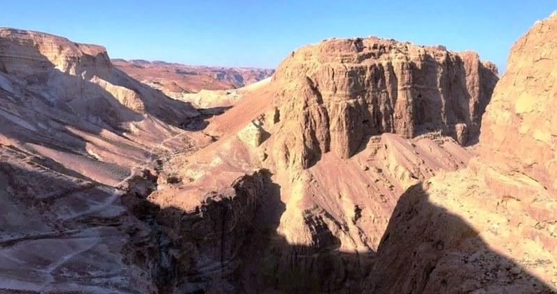 Masada - Day Trips From Jerusalem