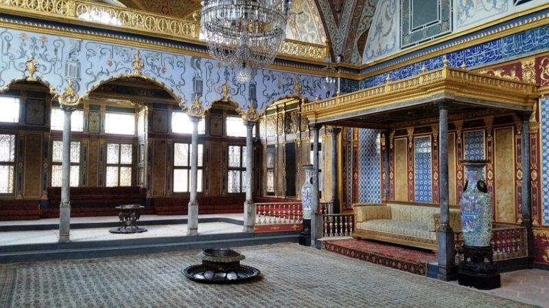 Topkapi Palace - Istanbul Itinerary