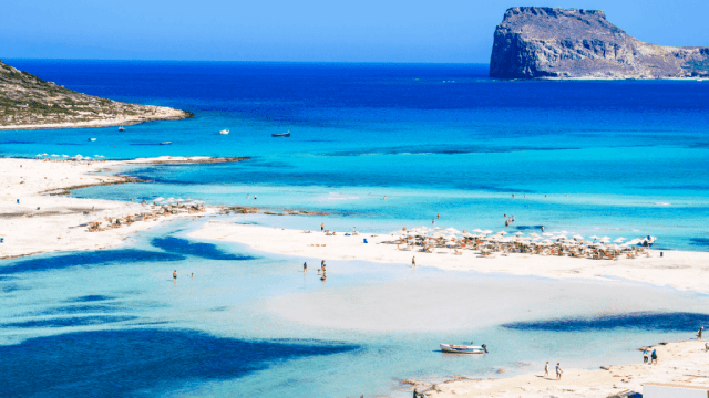 Balos Lagoon - Things To Do In Chania